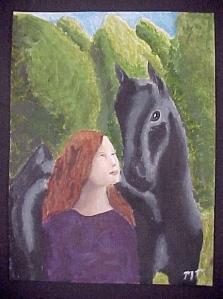 Brenda-oilhorse
