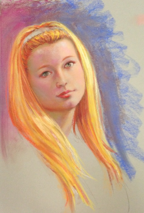 Pastel Demo-AP Art